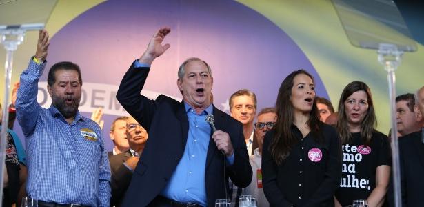Ciro Gomes convenção PDT