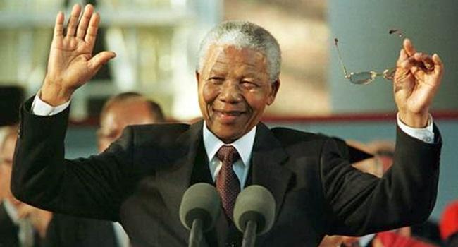 discurso histórico de Nelson Mandela Harvard