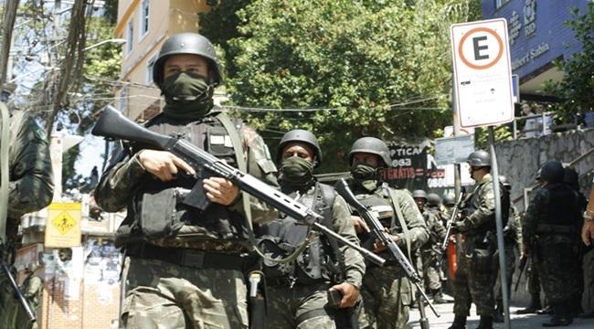 frases demagogas separadas temer moreira franco violência rio de janeiro forças armadas