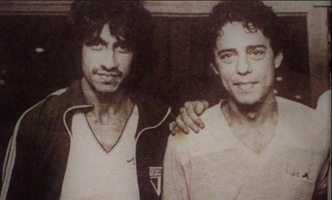 Fagner e Chico Buarque