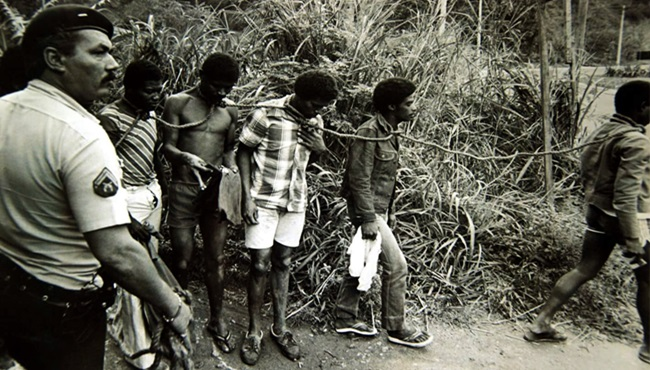 Luiz Morier incrível história da fotografia que venceu o Prêmio Esso há 35 anos racismo negros