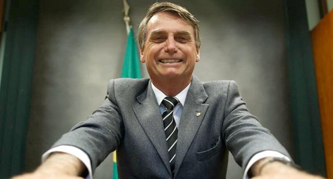 Jair Bolsonaro é realidade e pode vencer em outubro eleições direita