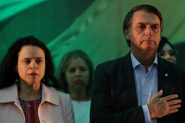 Jair Bolsonaro Janaína Paschoal