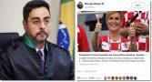 juiz-e-jornalista-festejam-presidente-que-ostentou-bandeira-de-regime-genocida