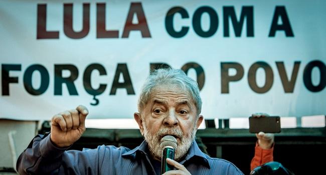 Lula sai vencedor do domingo da loucura judicial justiça viciada política lava jato
