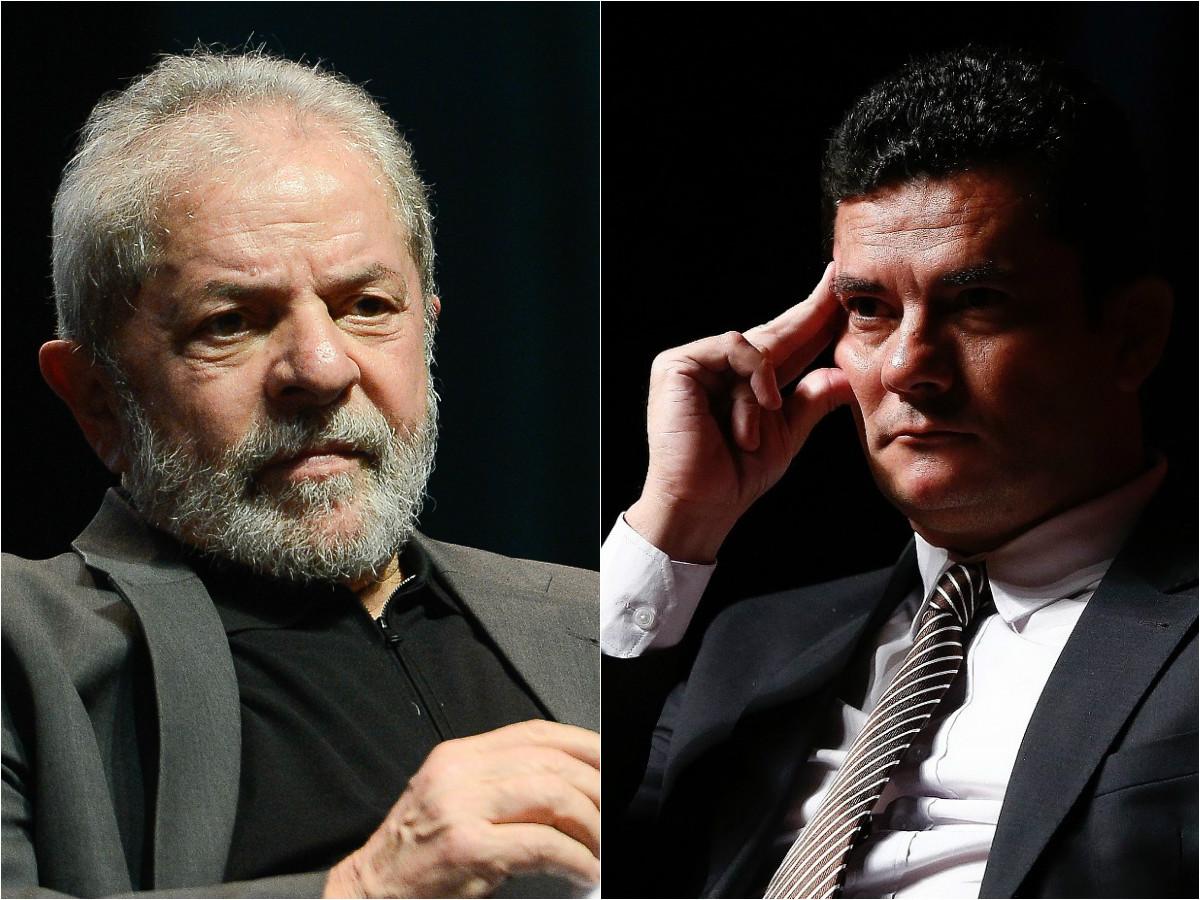Lula Sergio Moro