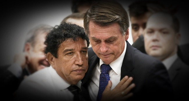 Magno Malta desiste de ser vice de Bolsonaro e pode confundir voto evangélico