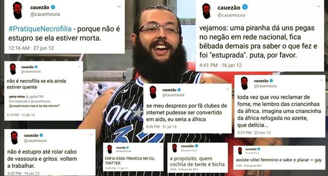 Cauê Moura influenciador digital perde patrocínio após mensagens de ódio
