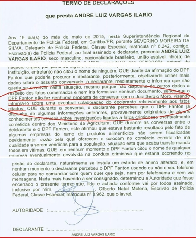 Mídia silencia perseguições manipulações Lava Jato sérgio Moro globo