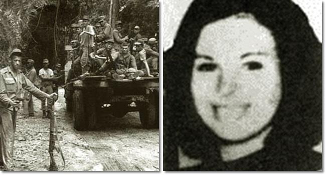 Militar apaixonado beijou guerrilheira do Araguaia Áurea Eliza