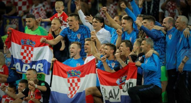 neonazismo de alguns jogadores da Croácia e a final da Copa do Mundo
