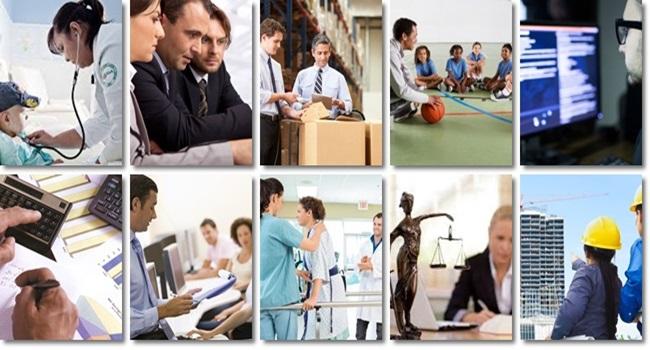 profissões que mais contratam com carteira assinada no Brasil enfermeiro