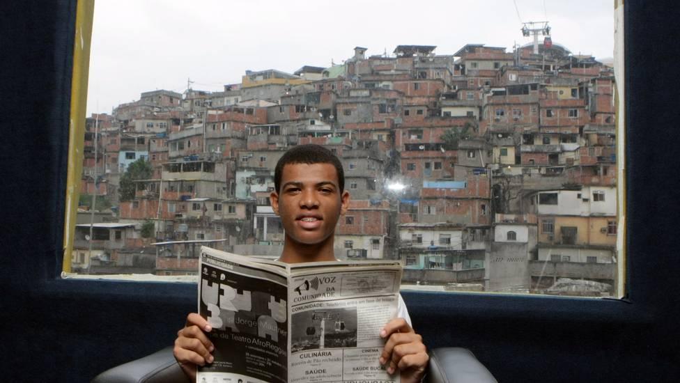 Rene Silva negros influentes