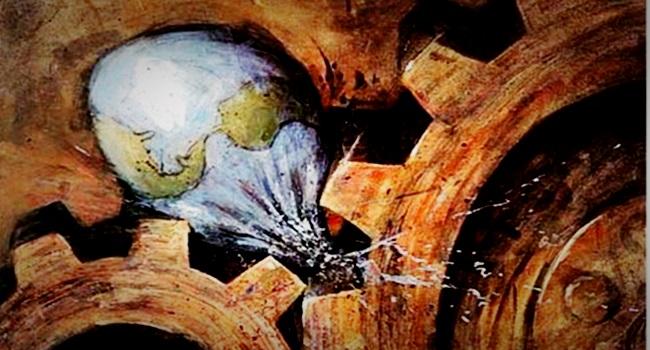 salvar a Terra condenando a Humanidade capitalismo