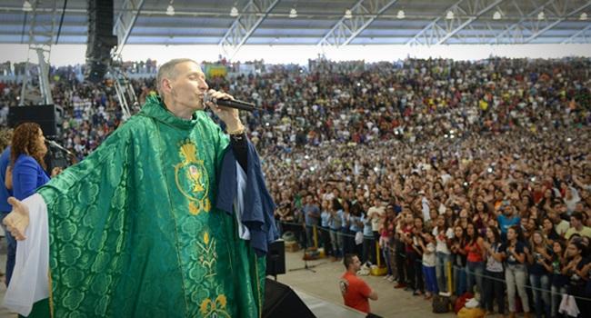 Santuário do padre Marcelo Rossi teria sido beneficiado por João Doria São Paulo