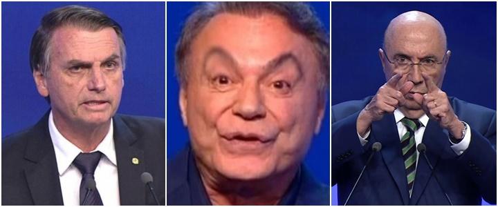 declarações de bens Bolsonaro Álvaro