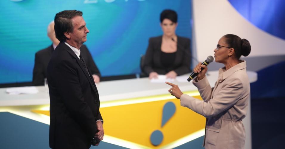 bolsonaro debates