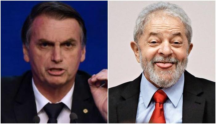 bolsonaro lula pesquisas presidente