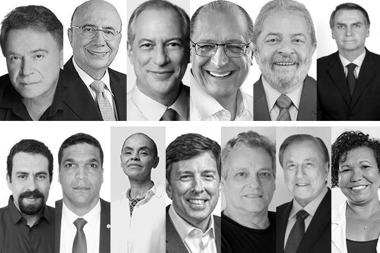 tempo de tv dos candidatos