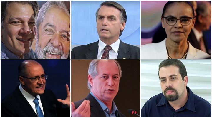 candidatos presidência 2018 pesquisa ipespe