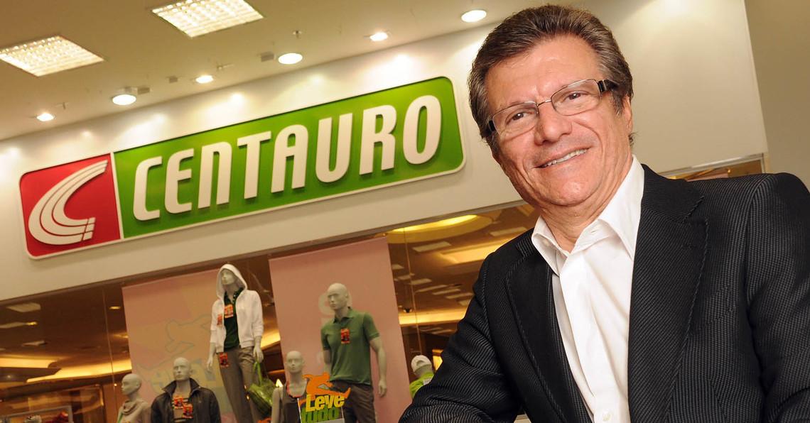 dono da Centauro Bolsonaro