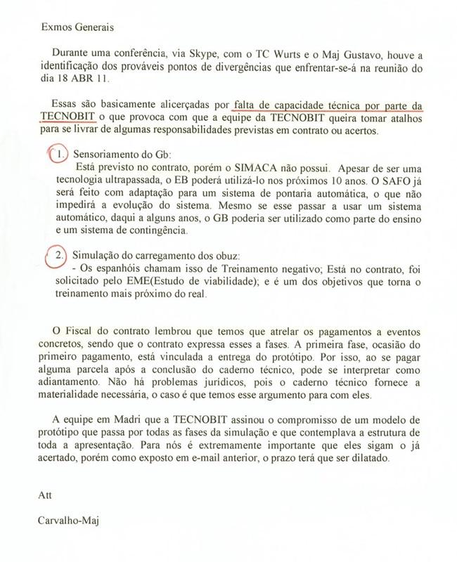 Coronel acusa vice de Bolsonaro de favorecer empresa em contrato do Exército