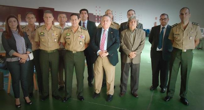 Coronel acusa vice de Bolsonaro contrato do Exército