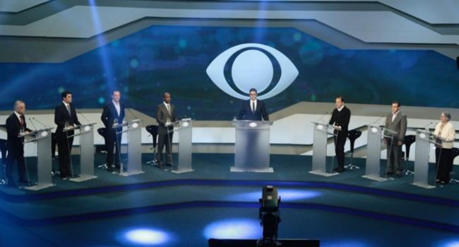 debate band candidatos governo de São Paulo