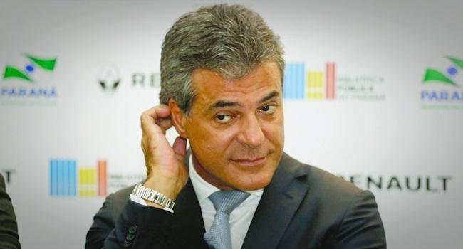 Delação Beto Richa campanha Bolsonaro