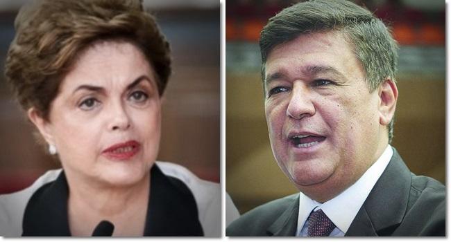 Dilma Rousseff estaria eleito para o Senado eleição pesquisa
