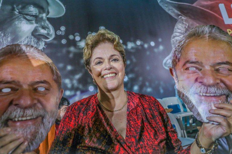 Dilma Rousseff senado federal