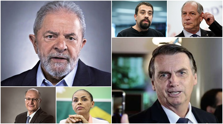 pesquisa CNT/mda eleição 2018