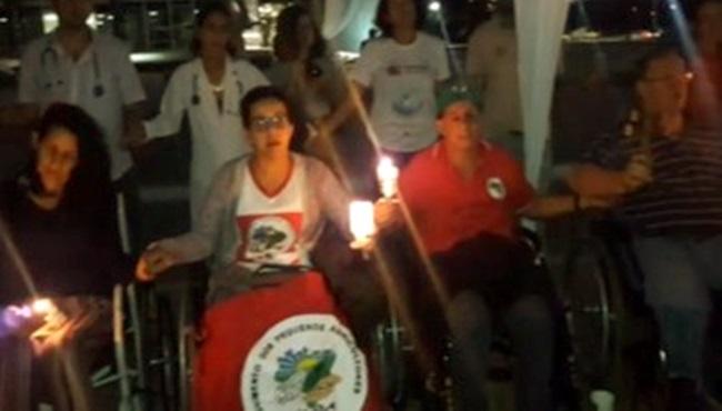 Grevista de fome ADCs Lula morrer feliz lutar
