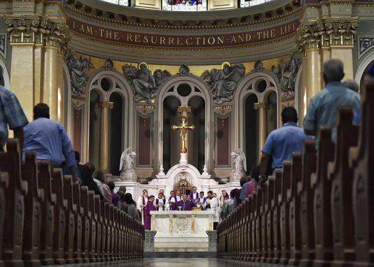abusos igreja católica EUA