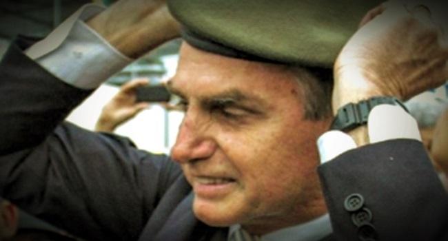 militar proposta de Bolsonaro regulamentação barbárie armas de fogo