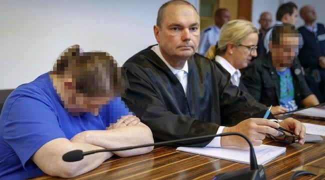 Mulher alugava filho pedófilos condenada