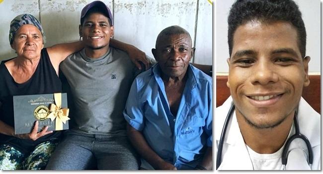 Negro quilombola forma em medicina preconceitos universidade