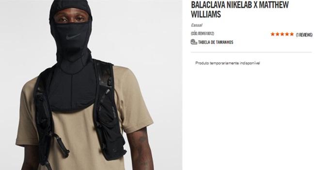 campanha da Nike racismo apologia à violência londres