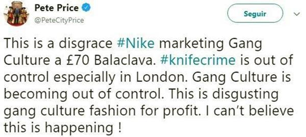 Nova campanha da Nike é acusada de racismo e apologia à violência