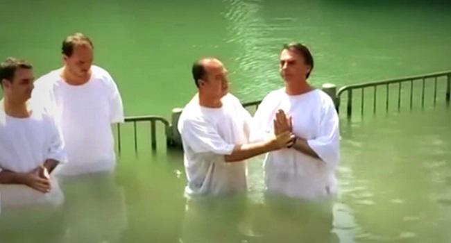 bíblia evangélicos apoiar Bolsonaro presidente eleições 2018