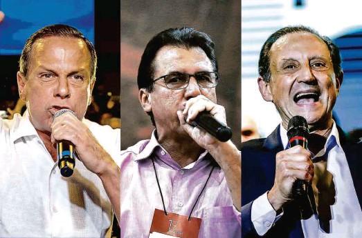 pesquisa ibope governo de São Paulo