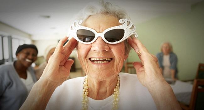 Pessoas sentem mais jovens viver mais