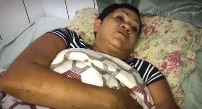 Policial mulher agredida tenente belém Pará