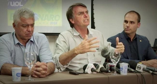 Bolsonaro admite campanha ilegais prisão ECA armas de fogo