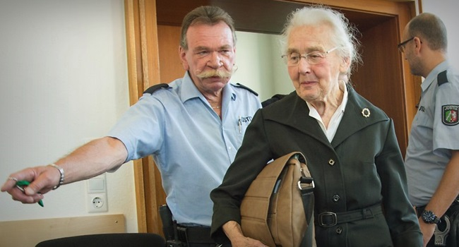 Recurso vovó nazista justiça alemanha holocausto