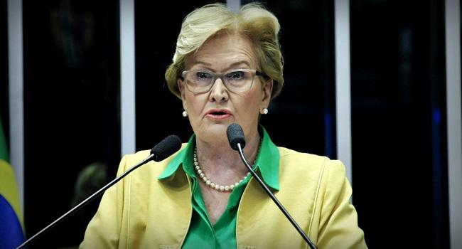 Ana Amélia vice alckmin