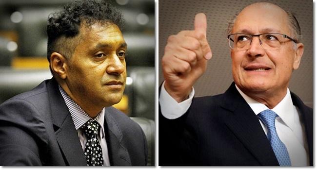 Tiririca apoio Alckmin reeleição