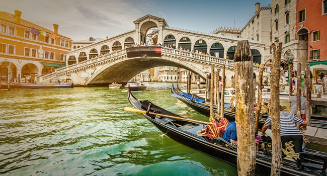 Veneza perigo turismo salvar Itália