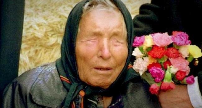 vidente dos Bálcãs Baba Vanga guerra mundial