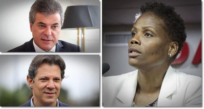 advogada negra algemada richa haddad comum ministério público justiça